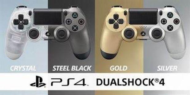 Playstation 4 new Dualshock