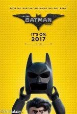 Lego Batman SDCC Poster
