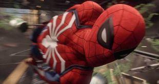 Marvel Digital Spiderman PS4
