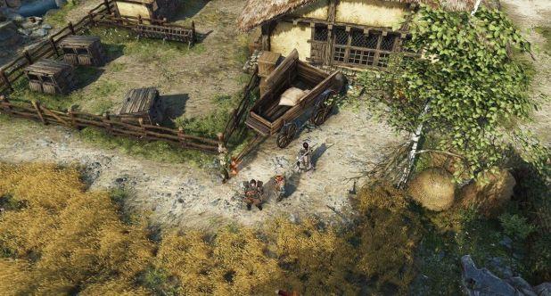 Divinity Original Sin 2 gameplay