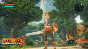 Oceanhorn 2 Knights of the Lost Realm (2)