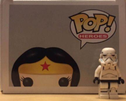 POP Wonder Woman1