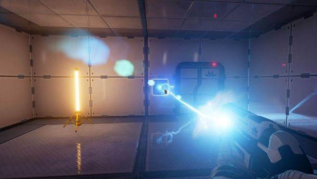 לשלוט באנרגיה של חומר ולחקור את הירח של כוכבה צדק. The Turing Test