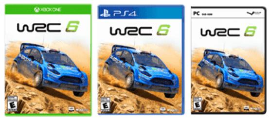 Ford Fiesta RS WRC Screenshot