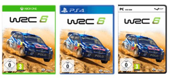 Volkswagen Polo R WRC Screenshot