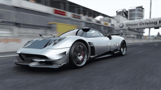 Project Cars Pagani Edition 3