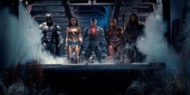 Justice League ליגת הצדק