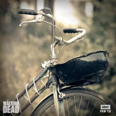 walking dead bike מתים מהלכים