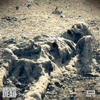 walking dead walker corpse מתים מהלכים