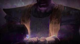 Avengers Infinity War Thanos 2