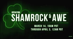 Shamrock and Awe Event