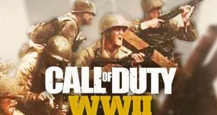 Call of Duty 2017 World War 2