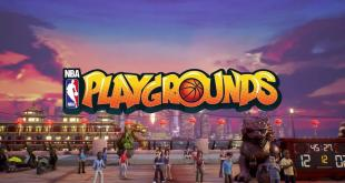 NBA Playgrounds Logo