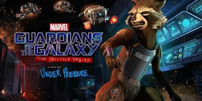 Guardians of the Galaxy The Telltale Series CHP 2