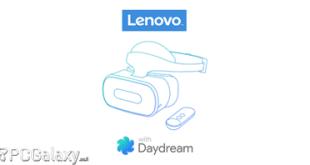 Lenovo Google VR headset
