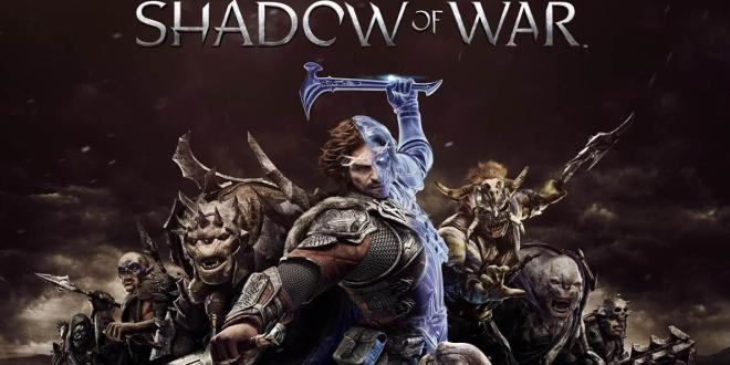 Middle-earth Shadow of War SHELOB