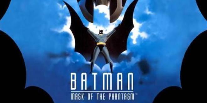 Batman Mask of the Phantasm באטמן מסכת התעתועים