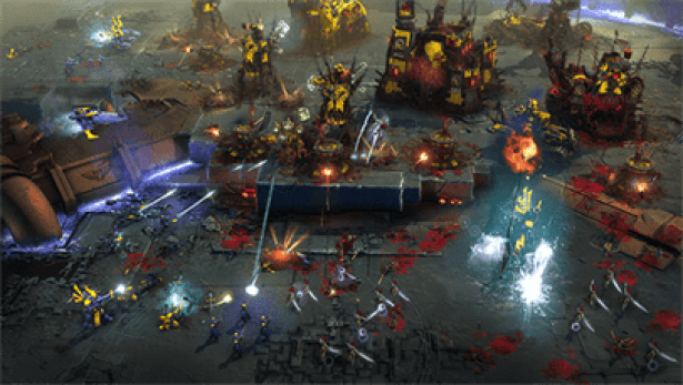 Warhammer 40K Dawn of War 3 NEW MAP