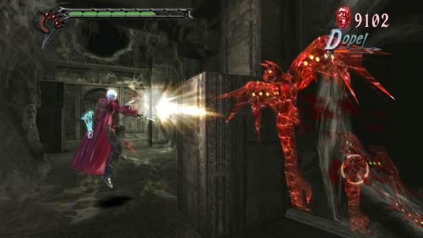 Devil May Cry HD Collection Screen 9
