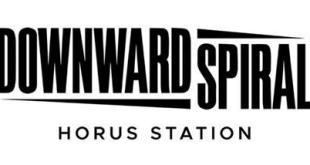Downward Spiral Horus Station Header