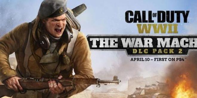 Call of Duty WWII The War Machine