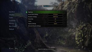 Monster Hunter World Main PC Image 1