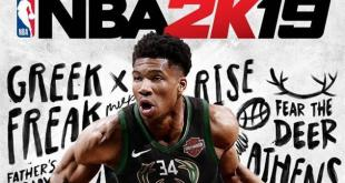 NBA 2K19 Standard Edition