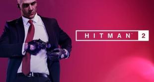 Hitman 2 Key Visual