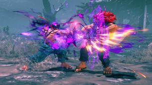 Street Fighter V Arcade Edition Kage Screen 4