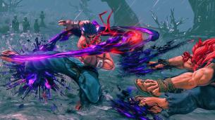 Street Fighter V Arcade Edition Kage Screen 7