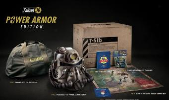 fallout 76 power armor edition nylon bag