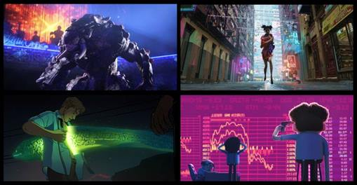 Love-Death-and-Robots-4 אהבה מוות ורובוטים