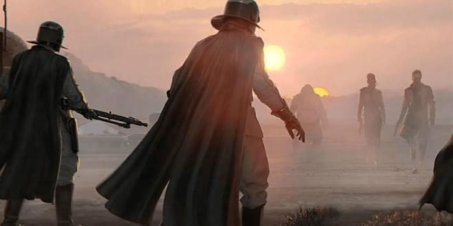 Visceral Star Wars EA