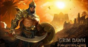 Grim-Dawn Forgotten Gods