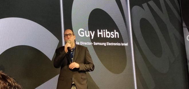 Samsung S10 Launch