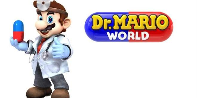 Dr Mario World