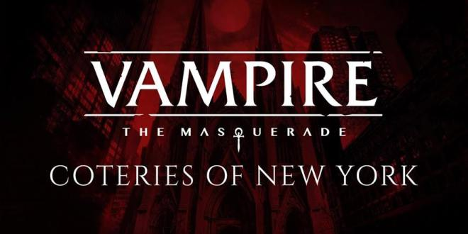 Vampire The Masquerade Coteries of New York Banner