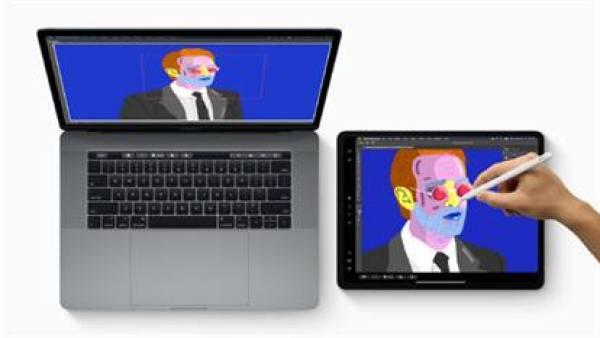 WWDC Mac OS Catalina Sidecar