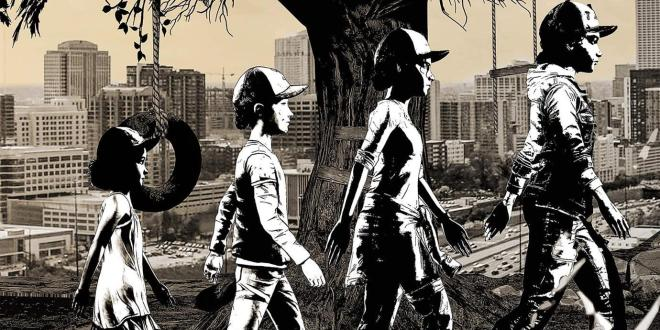 The Walking The Walking Dead: The Telltale Definitive Series