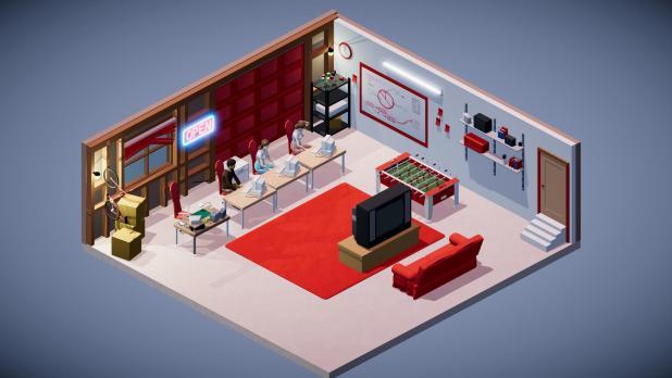 Office 2 TechCorp