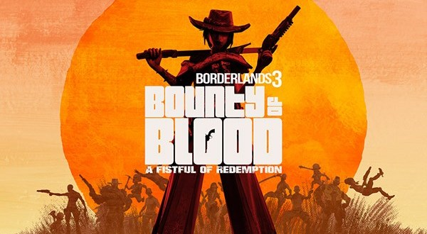 Bounty of Blood: A Fistful of Redemption