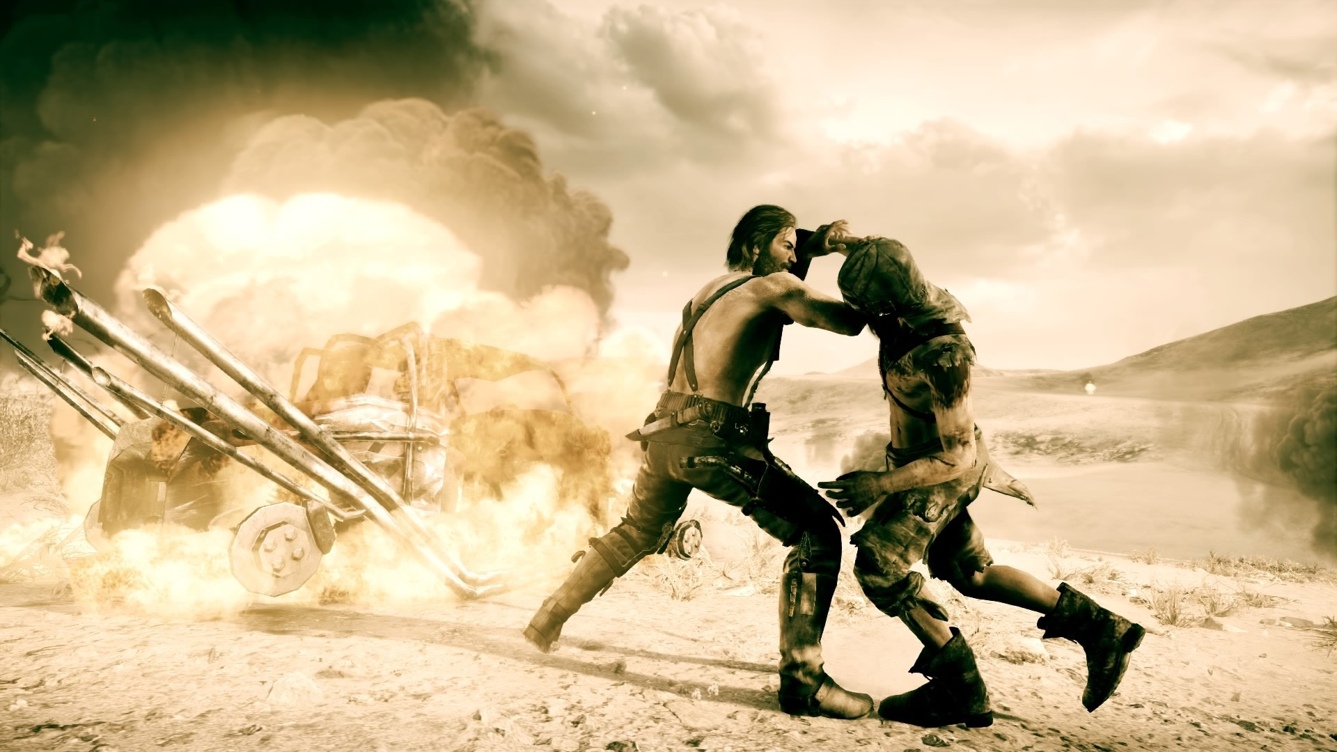 Mad Max The Wasteland Kinostart