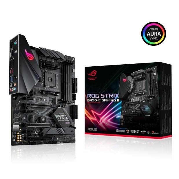 לוח אם ROG Strix B450-F Gaming II