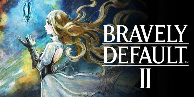 Bravely Default 2 logo