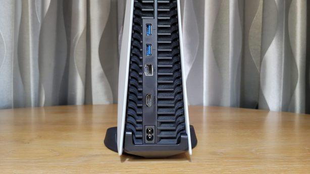 PS5 Back I/O Zoom