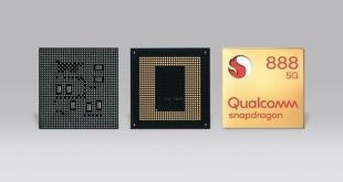 מעבד דגל חדש Snapdragon 888 5G