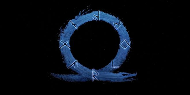 God of War Ragnarok logo