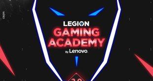 lenovo legion gaming academy