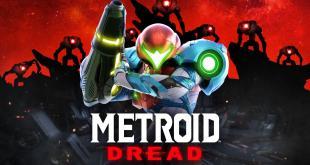 MetroidDread logo