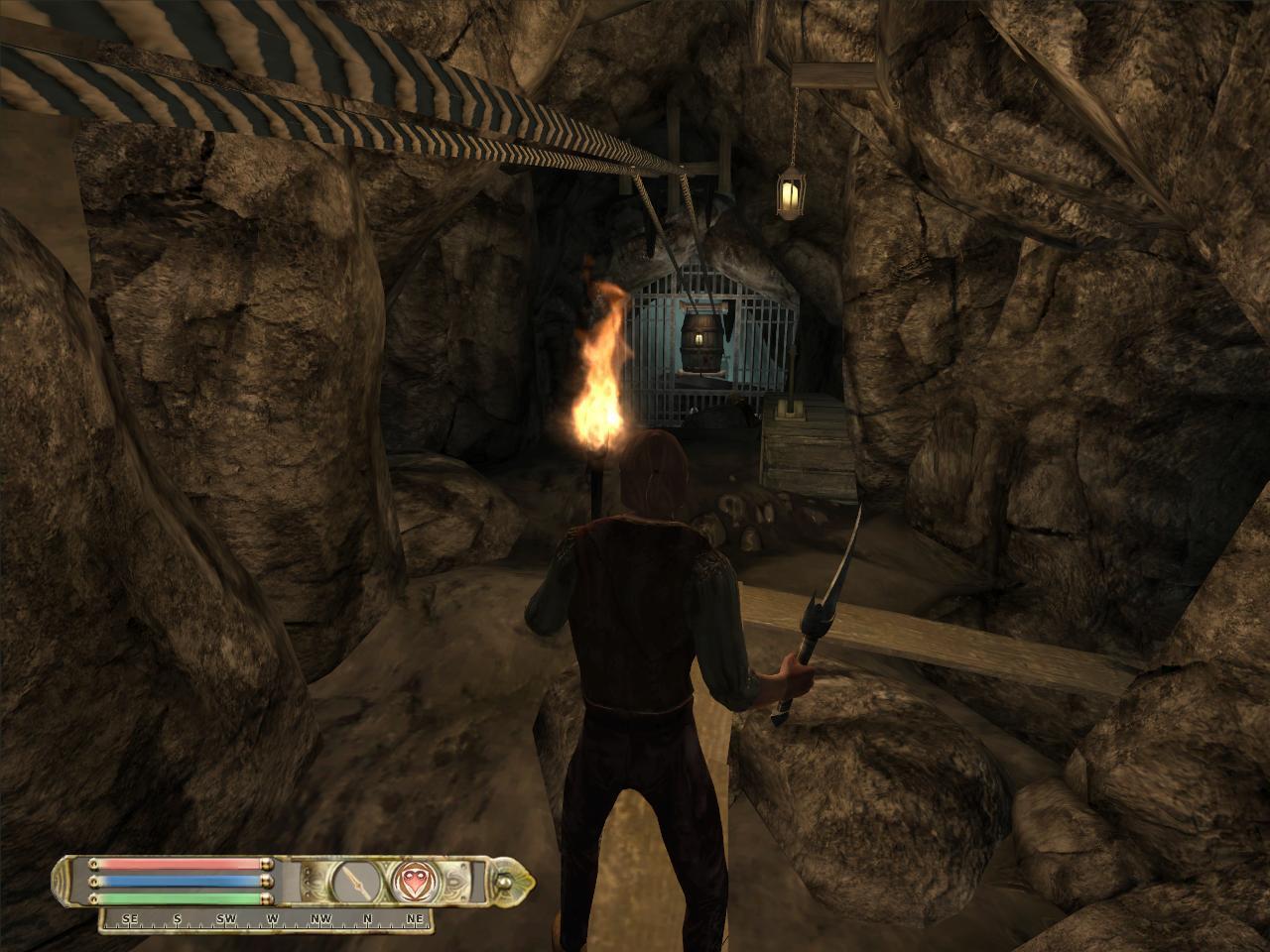 Nehrim Die Geniale Total Conversion Von Oblivion Im PC